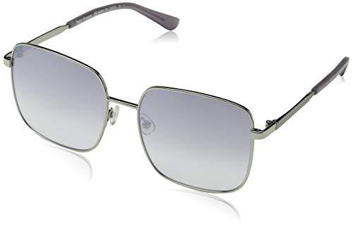 Juicy Couture Damen Ju 605/S Sonnenbrille, Mehrfarbig (Silver), 56