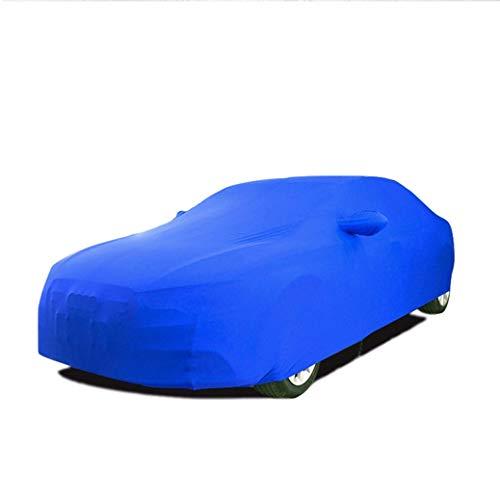 Preisvergleich Produktbild LALAWO Chezhao benutzerdefinierte Version pu-Leder Stretch Kleidung dreidimensionalen schneiden im freien wasserdicht (Keller,  autoshow,  autohändler) gewidmet (für McLaren Serie) (Farbe : Red)