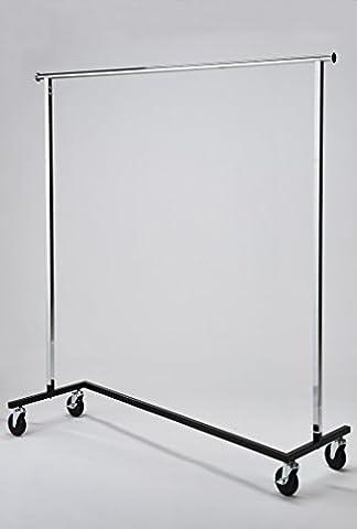 RACK52Kleiderständer Kleiderstange Garderobenstange. Büro Garderobe