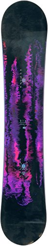 Ride Snowboards Damen All-Mountain Board schwarz 150