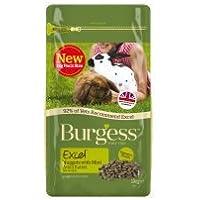 Burgess Burgess Excel paquete de 1 kg de conejo adulto 1