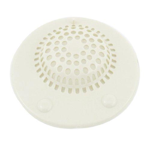 sourcing map Abflußsieb Rund Waschbecken Sieb Ablauf Haare Stopfen Filter Küchenzubehör Gummi 4,7