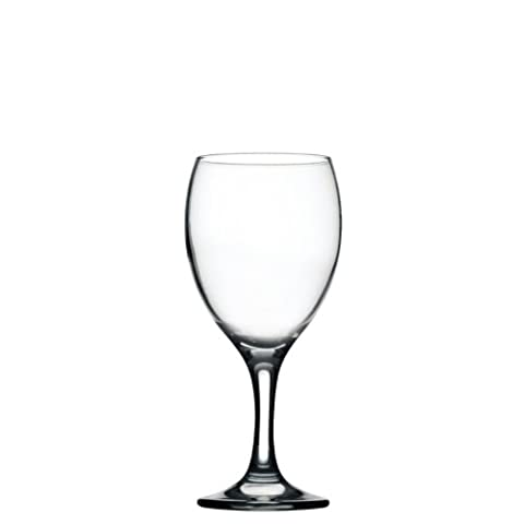 Imperial Wine Glasses 340ml CE Marked at 250ml 12oz /
