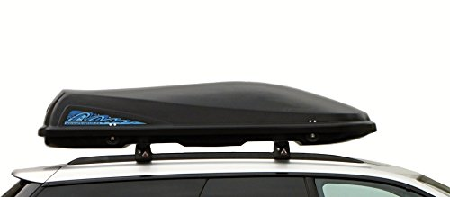Ultra Plast Dachbox MD17 189x81x36cm 400L Ganz Schwarz