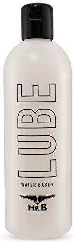 Mister B LUBE Lubricante a Base de Agua 1000 ml