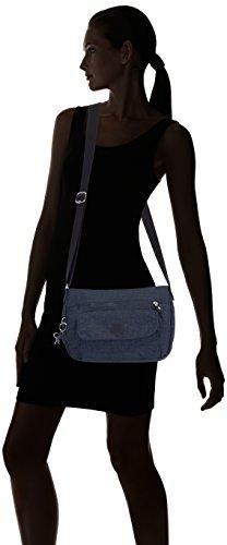 Kipling Women's Syro Shoulder Bag Dazz True Blue
