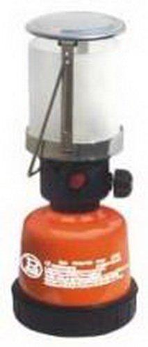 Lampada A Gas Struttura in Acciaio Cromato. Potenza 100 W.
