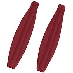 FJÄLLRÄVEN Kånken Mini Shoulder Pads Housses de Sac à Dos Mixte Adulte, Rouge (Ox Red), 20 Centimeters