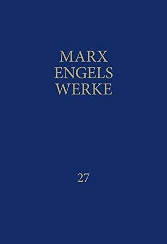 MEW: Werke, 43 Bde., Bd.27, Briefe Februar 1842 bis Dezember 1851