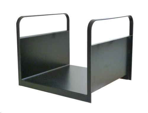 Firefix Aus schwarz lackiertem Stahlblech gefertigt