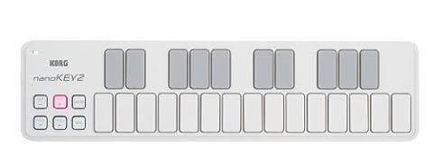 Korg nanoKEY2 - USB MIDI Keyboard (25-Key,