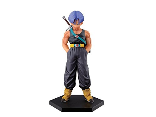 Banpresto 32979 – Figur Trunks von Dragon Ball Z (Hartplastik-trunks)