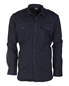 Mil-Tec Chemise Manches Longues Ripstop