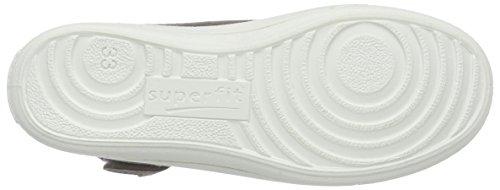 Superfit Tensy, Sneakers Hautes fille Gris (stone Kombi 06)
