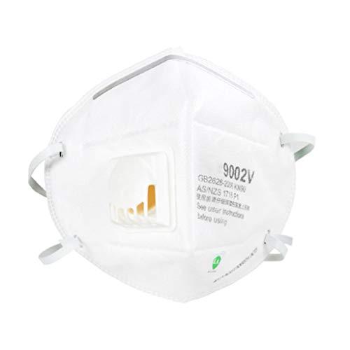 3M 9001/9002/9003 Masque anti-poussière pour adulte et enfant Filtre PM2.5 anti-pollution non tissé