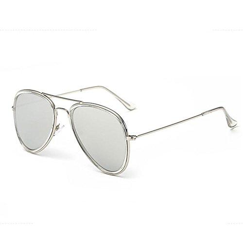 O-C women and men's Classical&Fashion stylish UV400 metal colorful Sunglasses 55mm Width lens