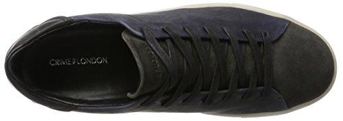 Crime , Chaussures de sport dextérieur pour homme bleu bleu 40 Bleu (Blau)