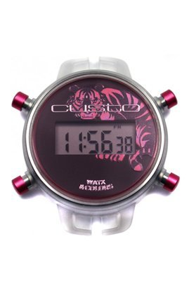 Uhr Watx Custo Rwa1029 Unisex Braun