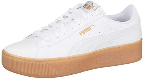 Puma Damen Vikky Platform Vt Sneaker, Weiß White White, 39 EU