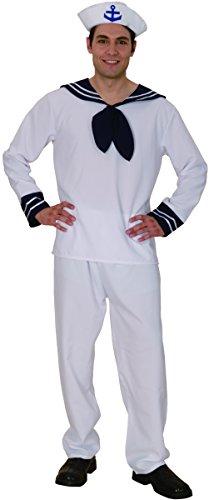 Costume marinaio uomo L