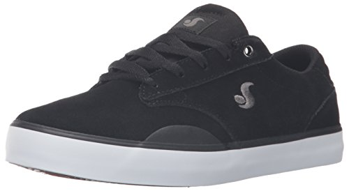 Baskets DVS: Daewon 14 BK 'BLACK/GREY/BLACK SUEDE