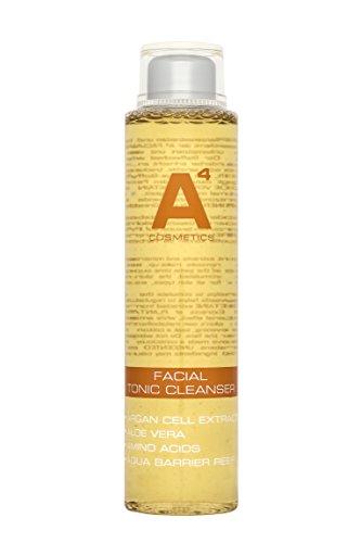 A4 FACIAL TONIC CLEANSER Gesichtsreinigung | Anti-Aging Reinigungstonic | Feuchtigkeitsspendend | für reine Haut (200ml)