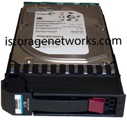 Hp 656102-001 - 3tb Sas Hard Drive - 7-200 Rpm 6g 3.5-inch Form Factor