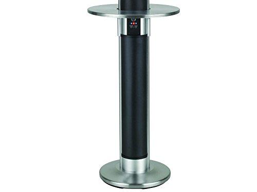 Traedgard® Elektro Infrarot-Heizstrahler List XL 67419, mit abnehmbarer Ablagefläche, Fernbedienung und Hülle - 2