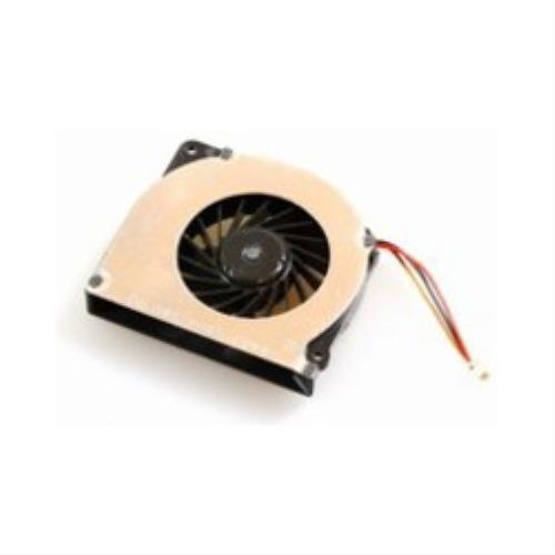 Fujitsu FUJ: CA49008–0271Notebook-Ersatzteil–Komponente für Laptop (CPU Cooling Fan, Fujitsu LifeBook C1410, E734, E754, T4215, T4220, S7110, H240, Schwarz, Metallisch)