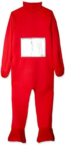 Rubies Offizielles Po-Kostüm, Teletubbies, für (Kostüme Teletubbies Erwachsene Für)
