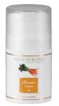 Badestrand Gesichtscreme für Mischhaut mit Vitamin A & Karotin 50 ml