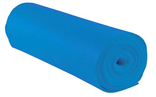 Bringmann Fieltro para Manualidades Folia 150 G/m², 45 cm x 5 M, Pegamento Manchas, 1 Rollo, para Manualidades