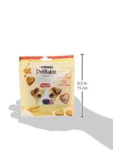 DELIBAKIE Biscuits pour Chien Saveur & Taille au choix - Lot de 6