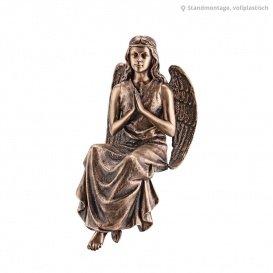 Bronze Engel Figur zum Hinsetzen – Engel Donna