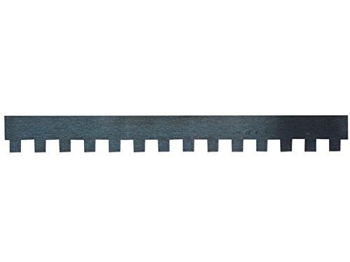 Jung Henkelmann HE823005 Ersatzklinge Zähne, Professionell, 5 mm x 5 mm, 280 mm Länge
