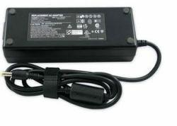 HP 519331-001 adaptador e inversor de corriente - Fuente de alimentación (100-240V, 50/60 Hz, 120W, Interior, Portátil, HP Pavilion Negro