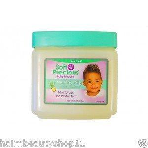 Soft & Precious Nursery Jelly with Aloe & Vitamin E 385 ml by Soft & Precious (English Manual)
