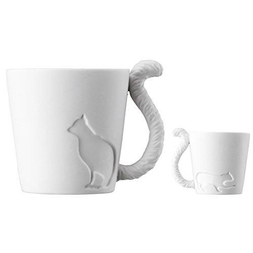 Tasse - Teebecher - Mugtail - Katze - Teelicht - 2