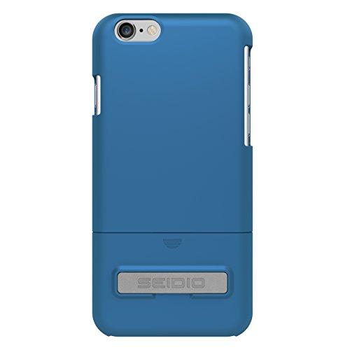 Seidio Surface Hülle mit metallischen Kickstand für Apple iPhone 6 blau Seidio Iphone