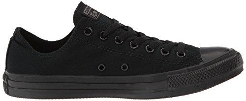 Converse 144666C-302, Chaussures de Gymnastique Femme Black/Black/Storm Wind