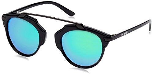 dfranklin-dubai-black-green-gafas-de-sol-unisex-color-verde-talla-uni