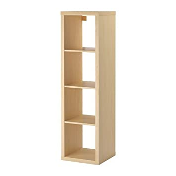 Ikea regal expedit birke  IKEA Regal Kallax das neue Expedit Regal 4 - Fach hoch ...