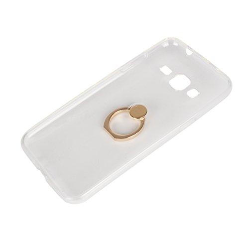 """Skitic Glitter Bling Aufkleber Case für iPhone 6 Plus / 6S Plus 5.5"""", Luxus Sparkling Body Shining Glamour Sticker Ultra Dünn Weiche TPU Rückseite Cover Handyhülle Schale Light Etui Shell Bumper mit 3 Weiß"""