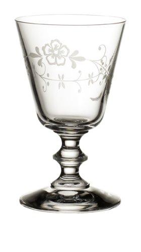 Villeroy & Boch Vieux Luxembourg Verre à vin blanc, 190 ml, Cristal, Transparent
