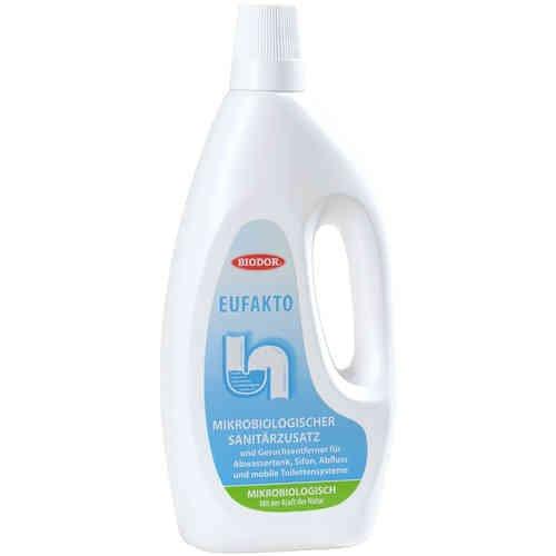 Biodor Sanitärzusatz Biodor® Eufakto 1 Liter