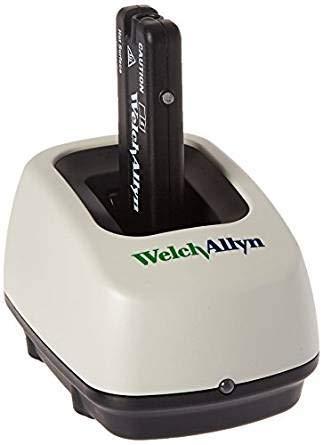 Welch Allyn 79910 Iluminador inalámbrico KleenSpec completo con estación de carga
