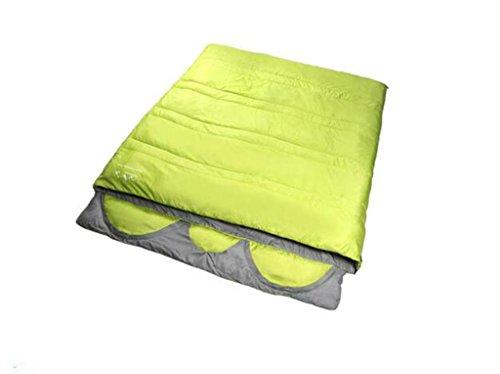 LXSnail campeggio esterno adulti a pelo bag-in-one di tre stanze Four Seasons borsa weatherization re (Re Sacco A Pelo)