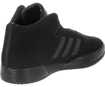 Sneaker da uomo Adidas Veritas Mid bianco (schwarz/schwarz/carbon)