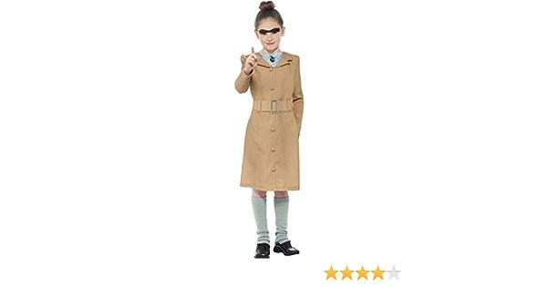 Womens Official Roald Dahl Miss Trunchbull Fancy Dress Costume Book Day Fun