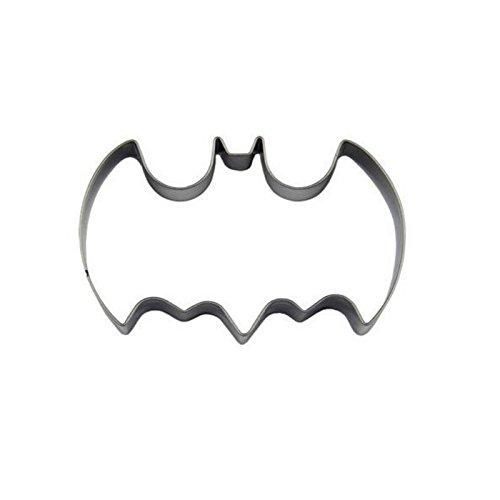 Fledermaus Ausstecher Kuchen Fondant Form Batman Ausstechform Halloween - Halloween-fondant-formen